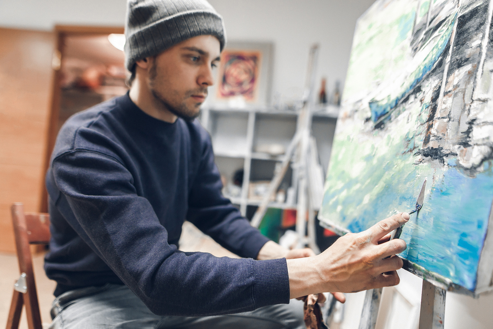 5 Things to Consider If You Want to Become an Artist