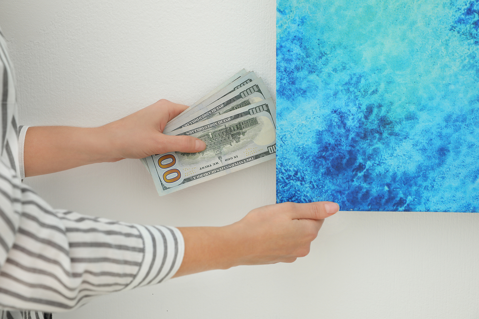 4 Costly Mistakes When Buying Fine Art