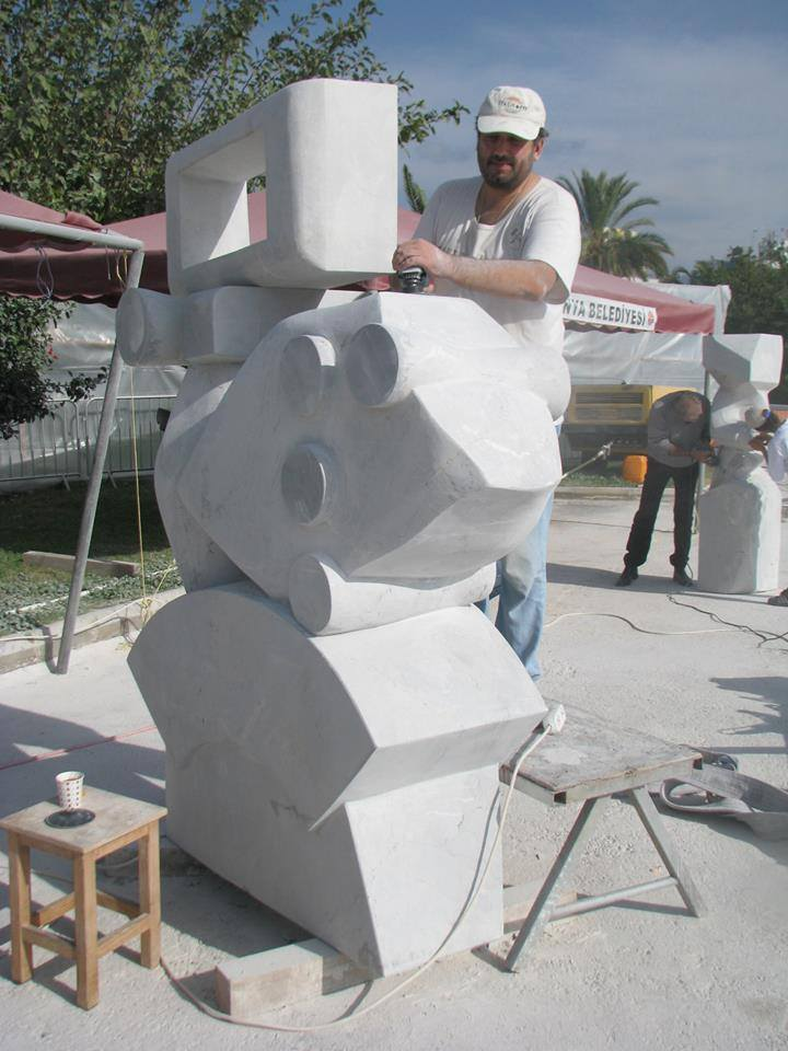 Abstract Sculptures by Michael Levchenko